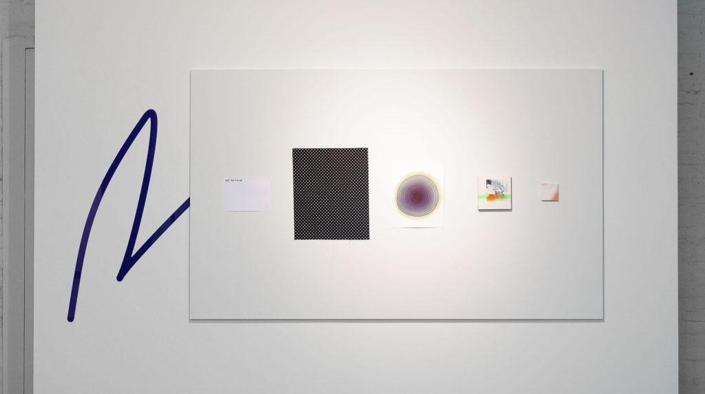 Из серии «Следующий уровень». Ассамбляж. Картины. Ткань, пластик. 200х400 см
