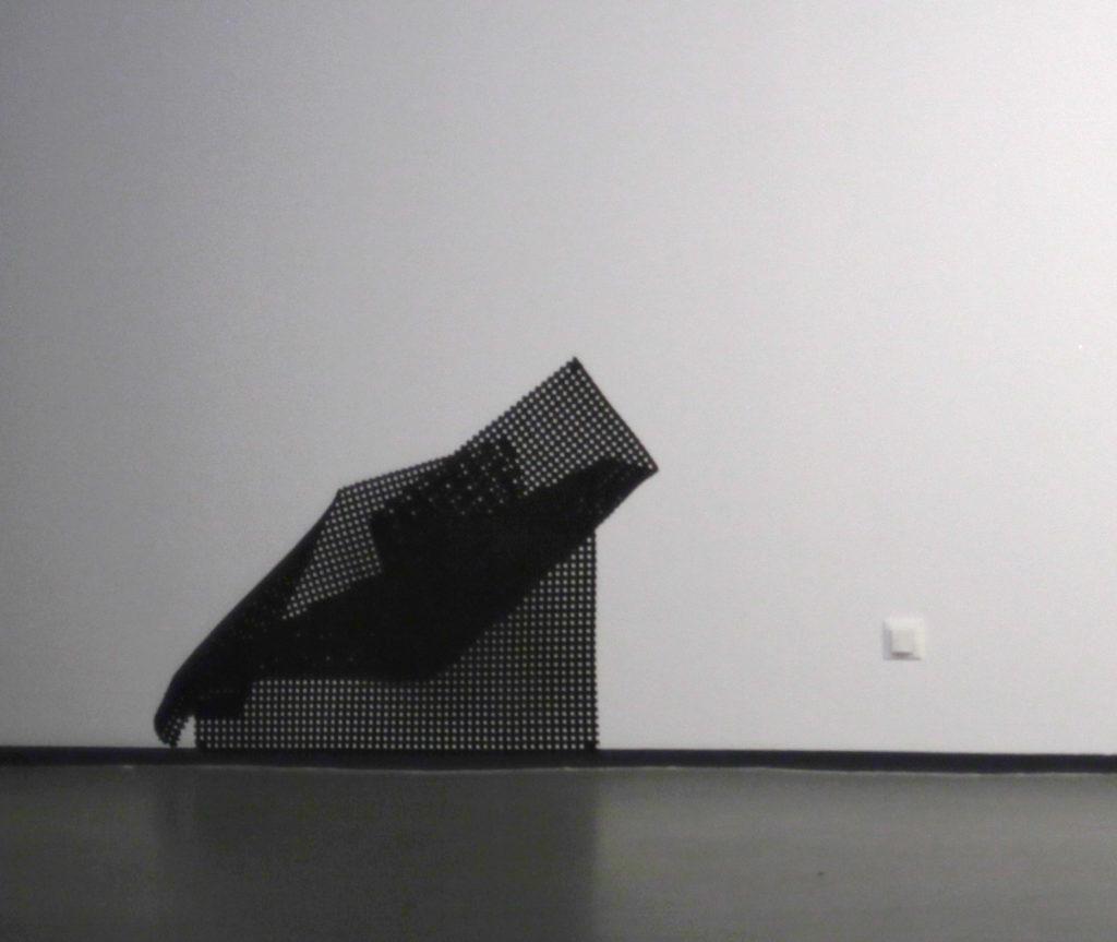 Вид экспозиции в галереи «Риджина». 2013